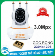 Camera IP WiFi Yoosee 3 Râu 3M